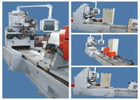 Continuous Slotted Screen Wedge Wire Screen Machine Casting Lathe Material