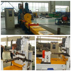 Two Axle CNC Control Johnson Wire Screen Welding Machine Separating Solids From Liquids