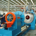 White Profile Wire Screen Welding Machine 600MM Diameter Water Treatment  Filtration