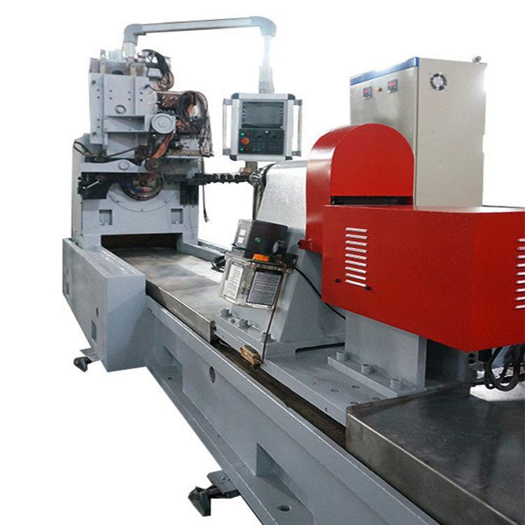 Wedge Profile Wire Screen Making Machine With Siemens Motor