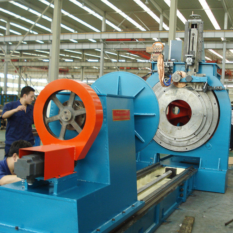 Stainless Steel 304 Wedge Wire Mesh Manufacturing Machine 6-50 RPM Welding Speed